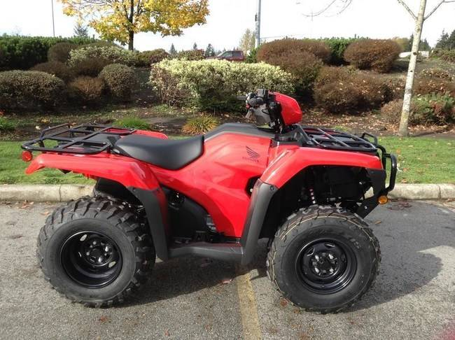 2019 Honda FourTrax Foreman 4x4 ES EPS in Lapeer, Michigan - Photo 1