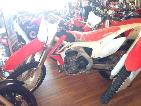 2015 Honda CRF®450R in Lapeer, Michigan
