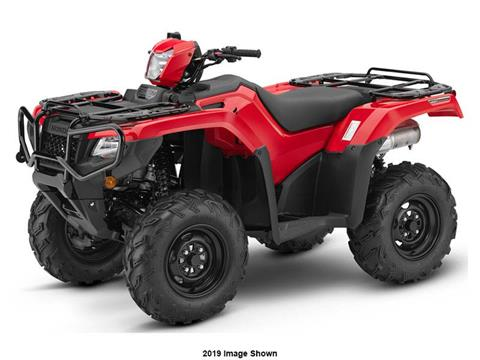 2020 Honda FourTrax Foreman Rubicon 4x4 EPS in Lapeer, Michigan