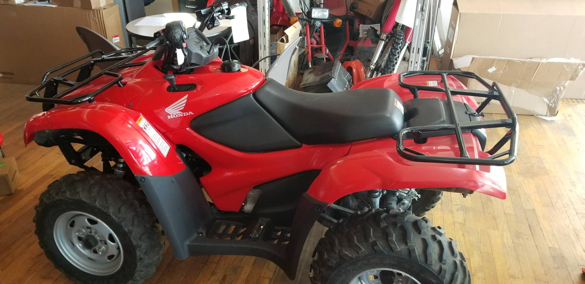2012 Honda FourTrax® Rancher® 4x4 ES with EPS in Lapeer, Michigan - Photo 2