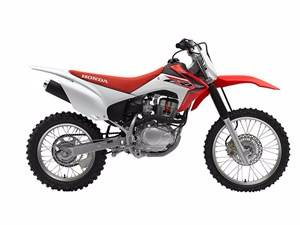 2017 Honda CRF150F in Lapeer, Michigan