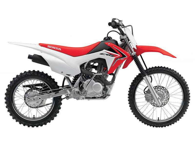 2016 Honda CRF125FB (Big Wheel) in Lapeer, Michigan