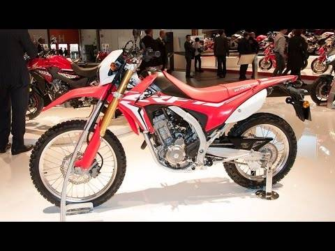2017 Honda CRF250L in Lapeer, Michigan - Photo 1