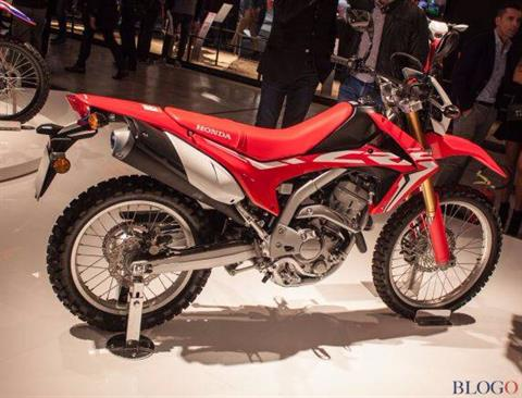2017 Honda CRF250L in Lapeer, Michigan - Photo 2