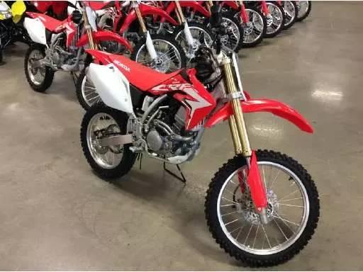 New 2018 Honda CRF150R Expert Motorcycles in Lapeer, MI