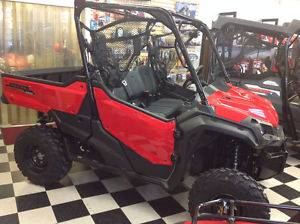 2018 Honda Pioneer 1000 in Lapeer, Michigan