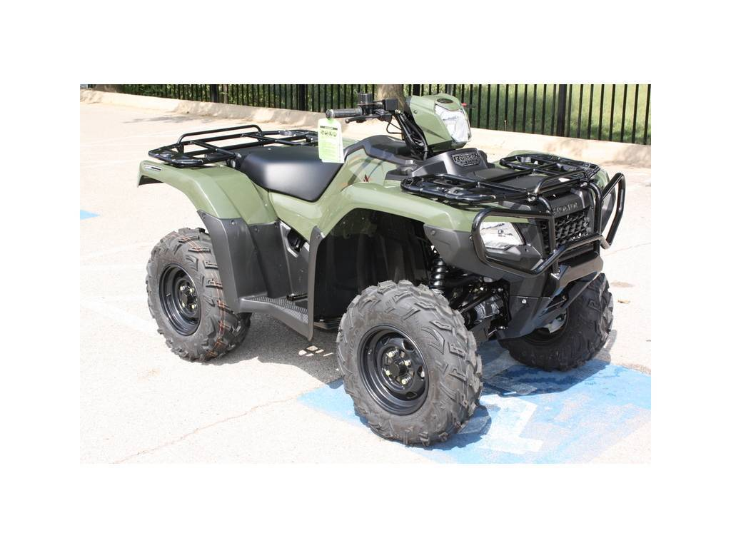 2017 Honda FourTrax Foreman Rubicon 4x4 DCT EPS in Lapeer, Michigan - Photo 1