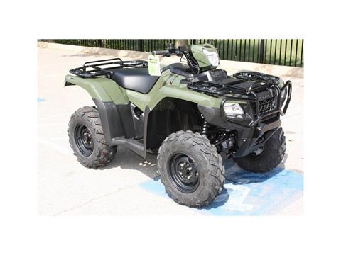 2017 Honda FourTrax Foreman Rubicon 4x4 DCT EPS in Lapeer, Michigan