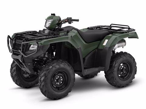 2017 Honda FourTrax Foreman Rubicon 4x4 DCT EPS in Lapeer, Michigan - Photo 2