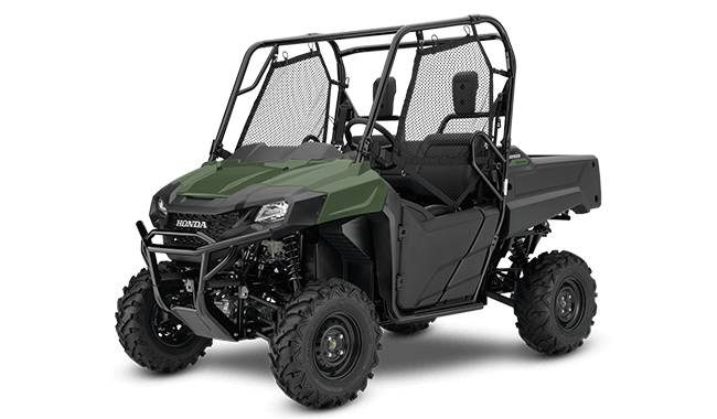 2020 Honda Pioneer 700 in Lapeer, Michigan - Photo 1