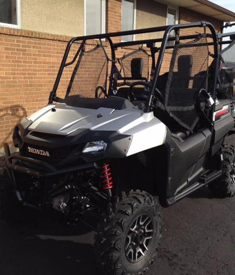 2017 Honda Pioneer 700-4 Deluxe in Lapeer, Michigan - Photo 1