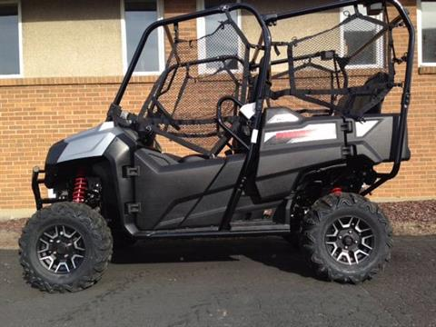 2017 Honda Pioneer 700-4 Deluxe in Lapeer, Michigan - Photo 2