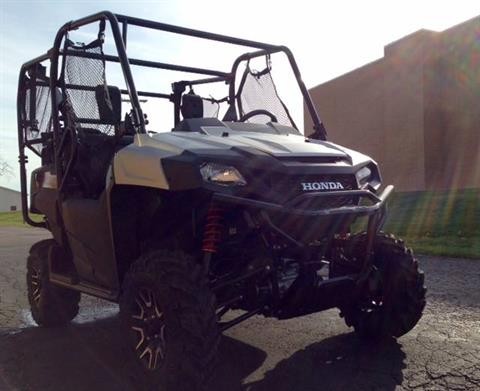 2017 Honda Pioneer 700-4 Deluxe in Lapeer, Michigan - Photo 3