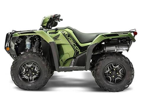 2020 Honda FourTrax Foreman Rubicon 4x4 Automatic DCT EPS Deluxe in Lapeer, Michigan