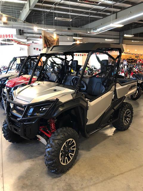 2019 Honda Pioneer 1000 LE in Lapeer, Michigan - Photo 1