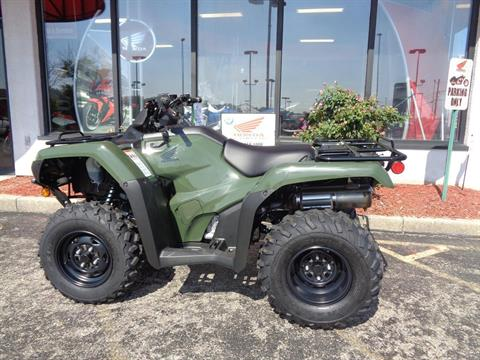2019 Honda FourTrax Rancher 4x4 DCT IRS in Lapeer, Michigan