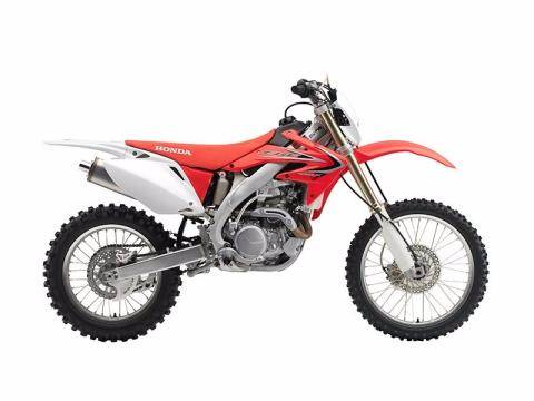 2017 Honda CRF450X in Lapeer, Michigan