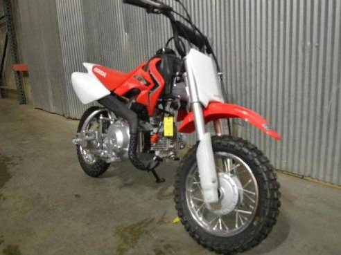 2019 Honda CRF50F in Lapeer, Michigan - Photo 1