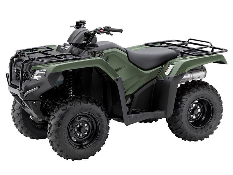 2015 Honda FourTrax® Rancher® 4x4 (TRX420FM1F) in Lapeer, Michigan