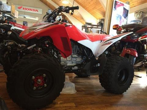 2016 Honda TRX250X SE in Lapeer, Michigan