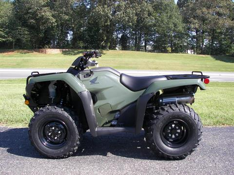 2019 Honda FourTrax Rancher 4x4 in Lapeer, Michigan