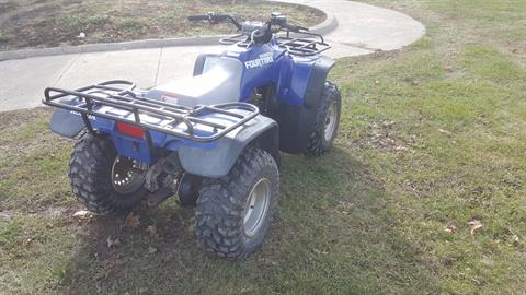 1990 Honda TRX300FW in Lapeer, Michigan