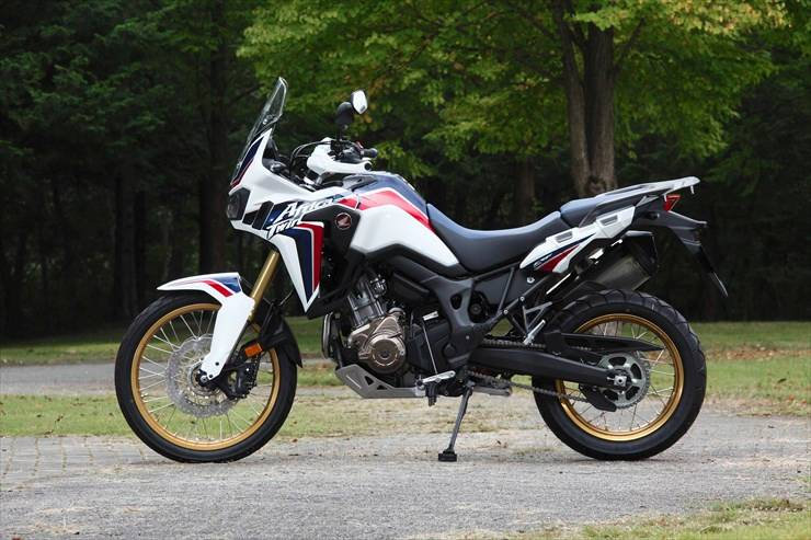 2017 Honda Africa Twin in Lapeer, Michigan
