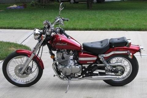 2014 Honda Rebel®  (CMX250C) in Lapeer, Michigan