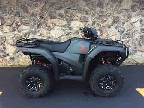 2018 Honda FourTrax Foreman Rubicon 4x4 Automatic DCT EPS Deluxe in Lapeer, Michigan