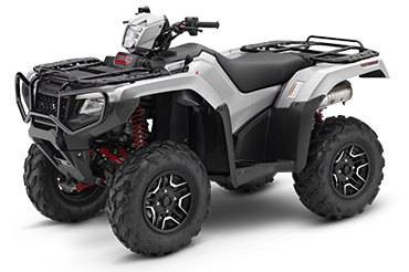 2018 Honda FourTrax Foreman Rubicon 4x4 Automatic DCT EPS Deluxe in Lapeer, Michigan - Photo 2