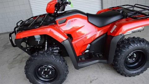 2019 Honda FourTrax Foreman 4x4 in Lapeer, Michigan