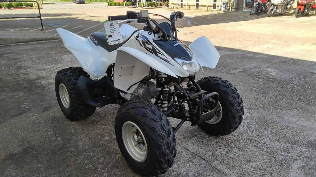 2017 Honda TRX250X in Lapeer, Michigan