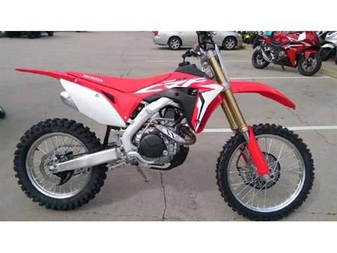 2019 Honda CRF150R Expert in Lapeer, Michigan - Photo 1
