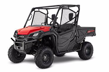 2017 Honda Pioneer 1000 in Lapeer, Michigan