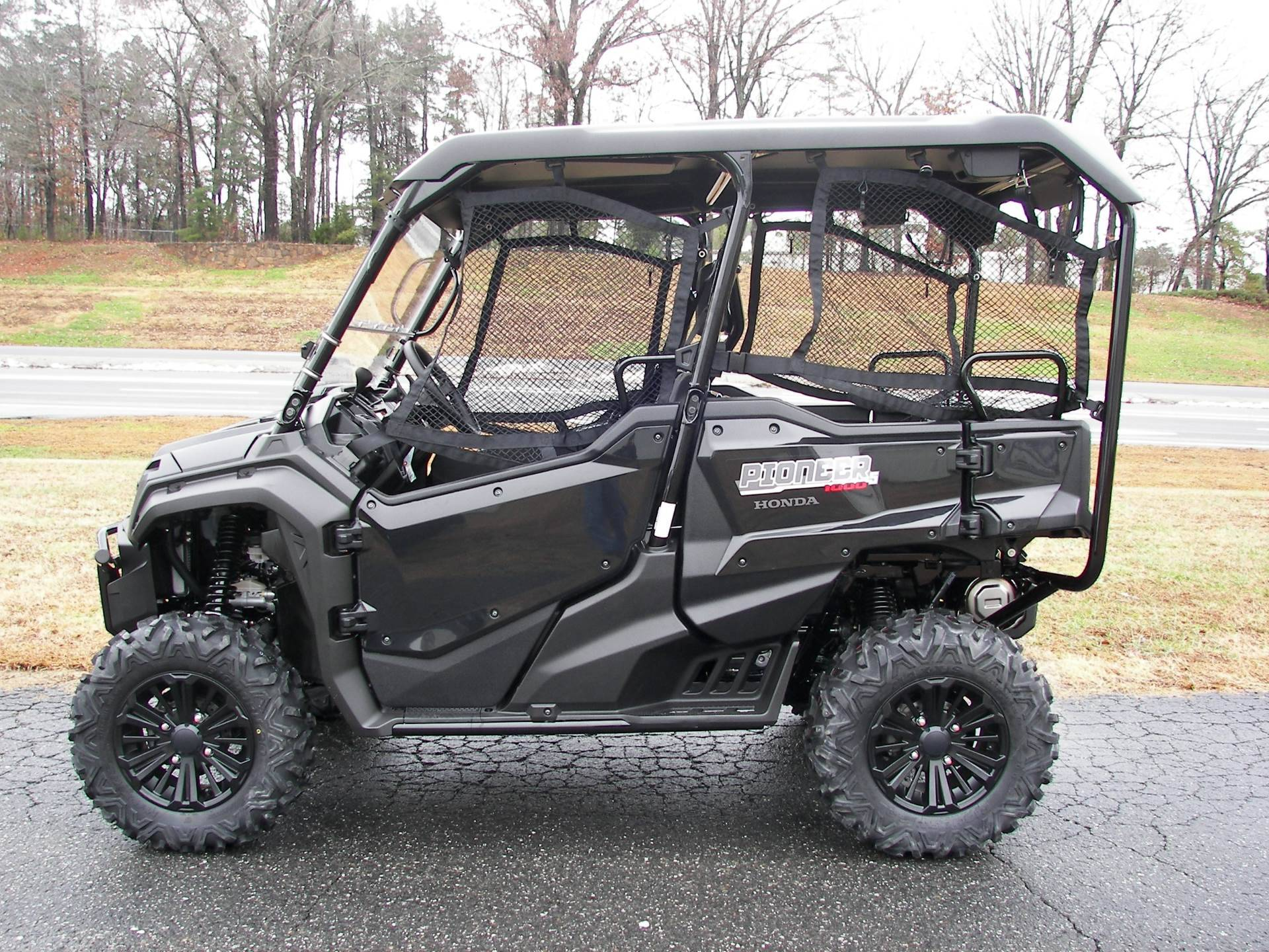 2019 Honda Pioneer 1000-5 Deluxe in Lapeer, Michigan - Photo 1
