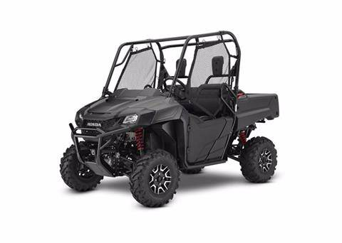 2018 Honda Pioneer 700 Deluxe in Lapeer, Michigan - Photo 2