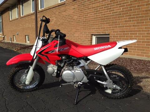 2017 Honda CRF50F in Lapeer, Michigan