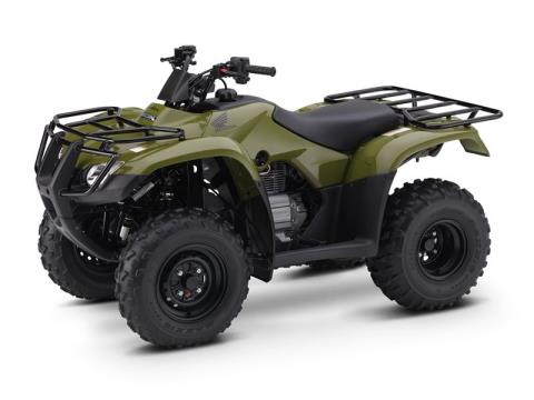 2016 Honda FourTrax Recon Green (TRX250TM) in Lapeer, Michigan