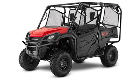 2020 Honda Pioneer 1000-5 in Lapeer, Michigan - Photo 1