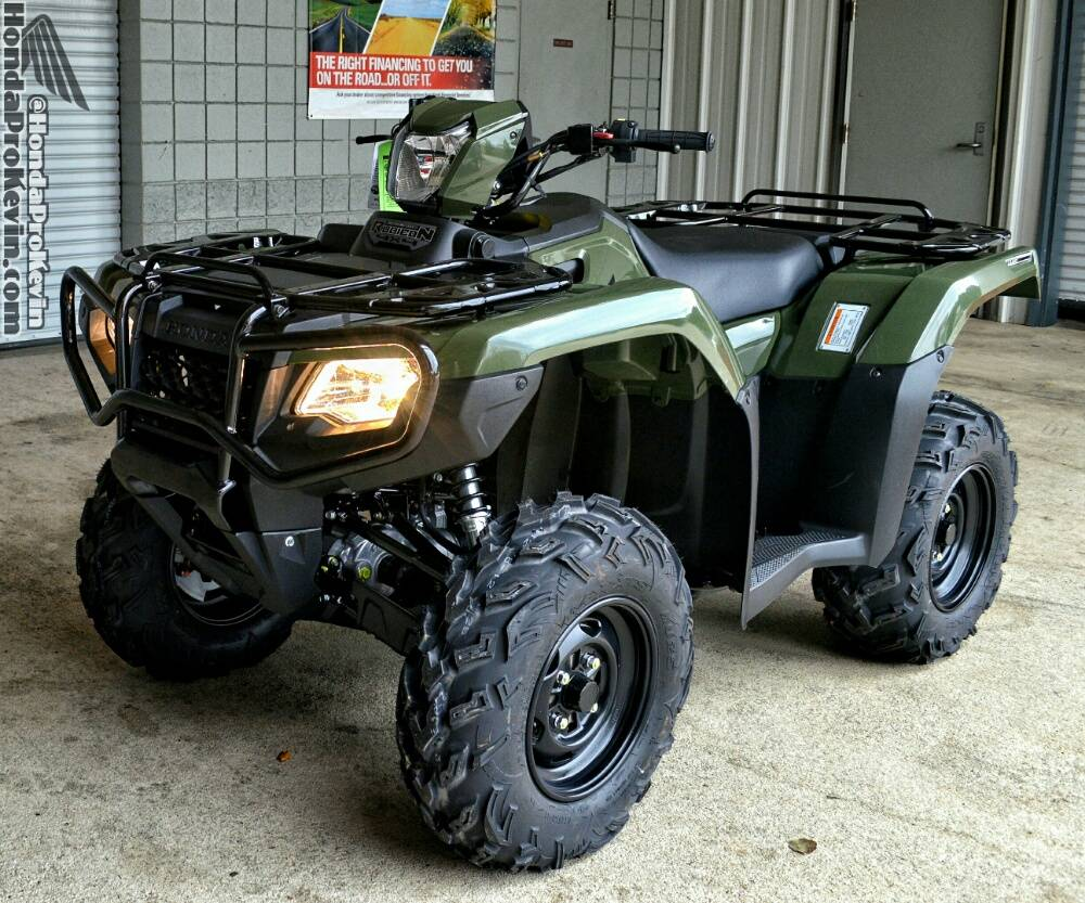 2019 Honda FourTrax Foreman Rubicon 4x4 Automatic DCT in Lapeer, Michigan - Photo 1