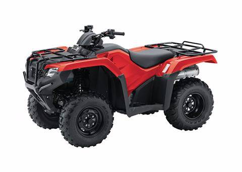 2018 Honda FourTrax Rancher 4x4 ES in Lapeer, Michigan - Photo 2