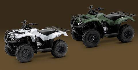 2018 Honda FourTrax Recon ES in Lapeer, Michigan