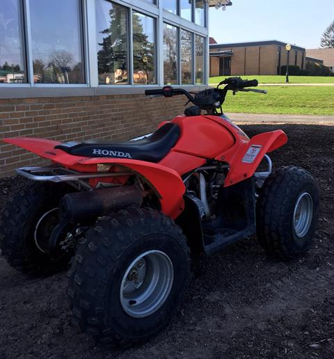 2013 Honda TRX®90X in Lapeer, Michigan
