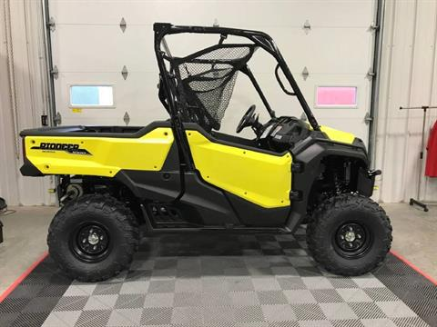 2019 Honda Pioneer 1000 EPS in Lapeer, Michigan - Photo 1