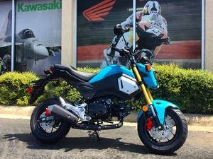 2019 Honda Grom in Lapeer, Michigan - Photo 1