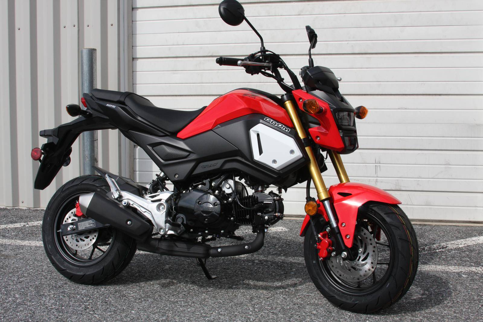 2019 Honda Grom in Lapeer, Michigan - Photo 2