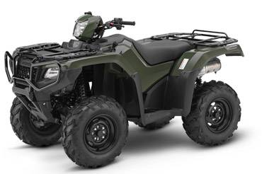 2018 Honda FourTrax Foreman Rubicon 4x4 Automatic DCT in Lapeer, Michigan - Photo 3