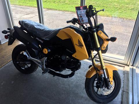 2014 Honda Grom 125 in Lapeer, Michigan
