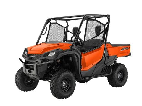 2016 Honda Pioneer 1000 EPS Orange (SXS1000M3P) in Lapeer, Michigan - Photo 1