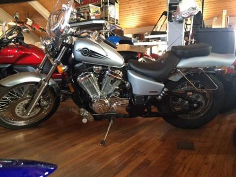 2007 Honda Shadow® VLX Deluxe in Lapeer, Michigan